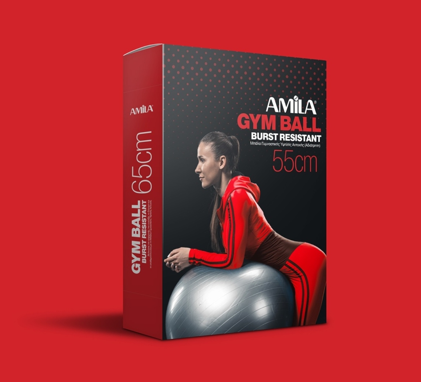 Gym Ball Packaging