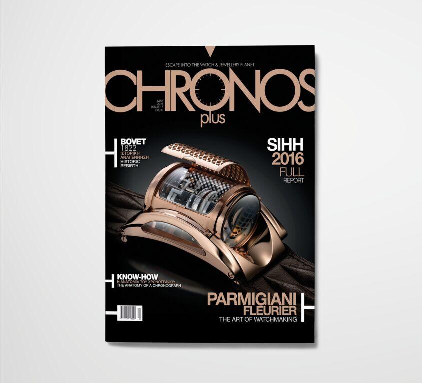 Chronosplus Magazine V17