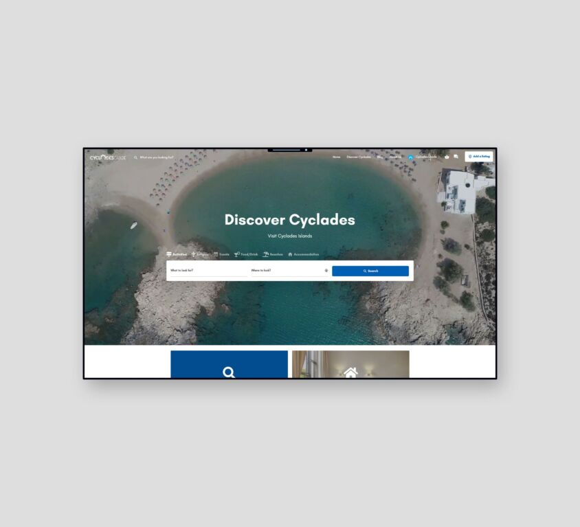 The Directory for Cyclades Islands | Cyclades.Guide