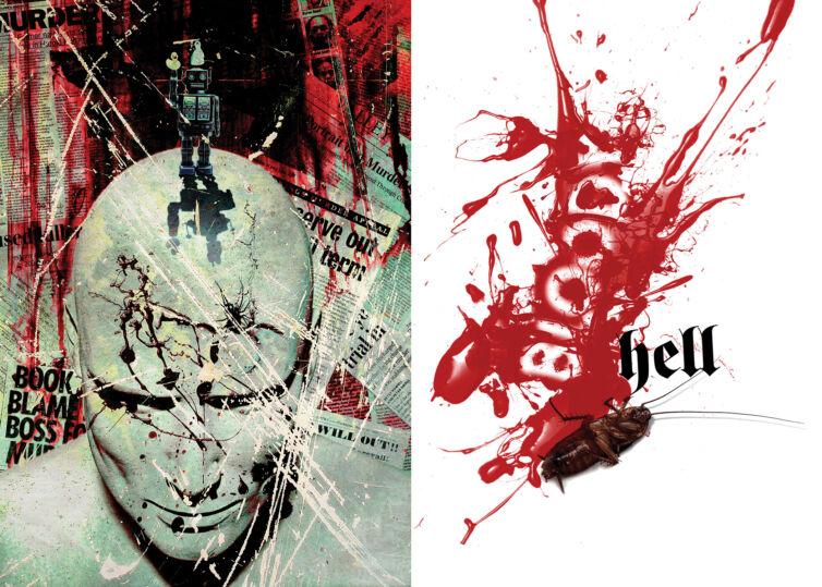 Maxim illustration – Serial Killers