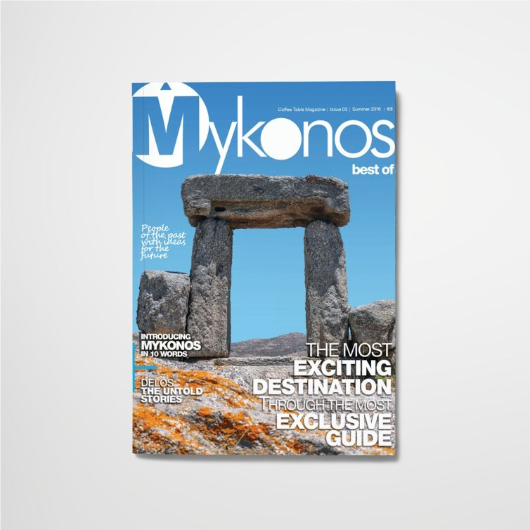 Mykonos Best Of V3 Magazine