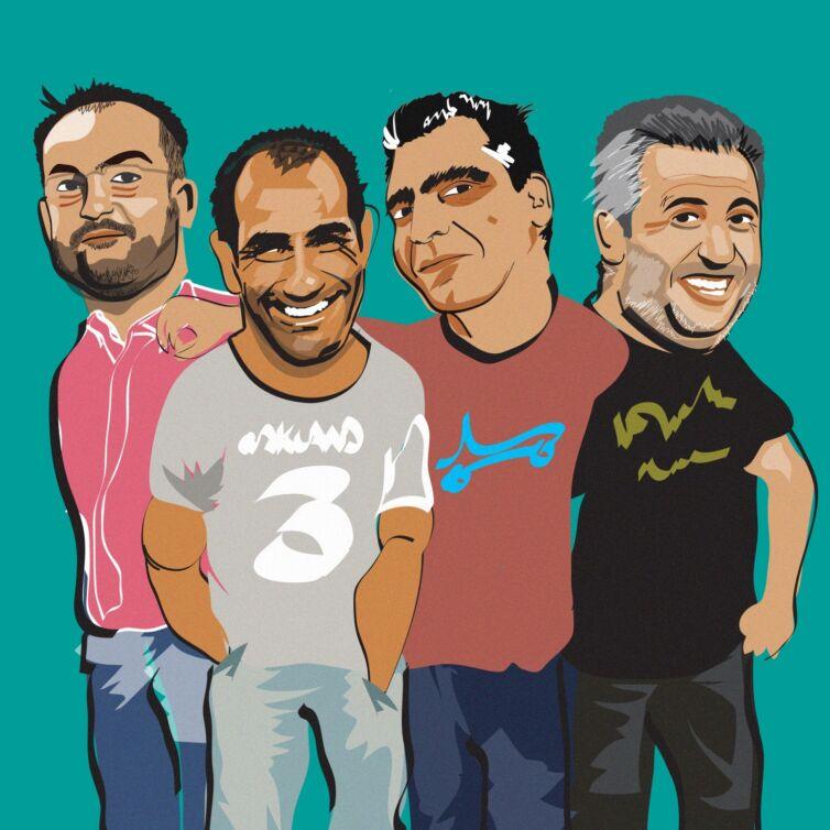 Radioarvyla editorial Nitro illustration
