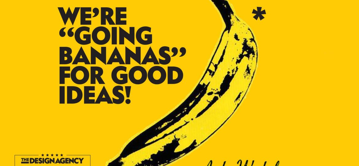 Design Agency bananas
