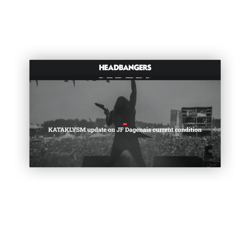 Headbangers.gr | Web Design, Development and SEO