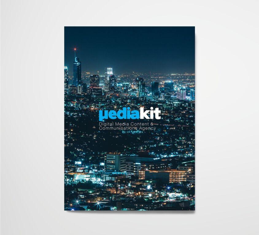 Mediakit's Showcase Book. Actually, Mediakit's mediakit!
