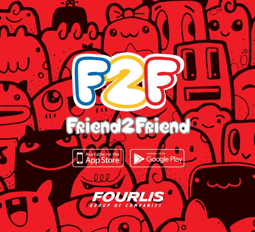 F2F – Friend2Friend FOURLIS Group of Companies HR Application