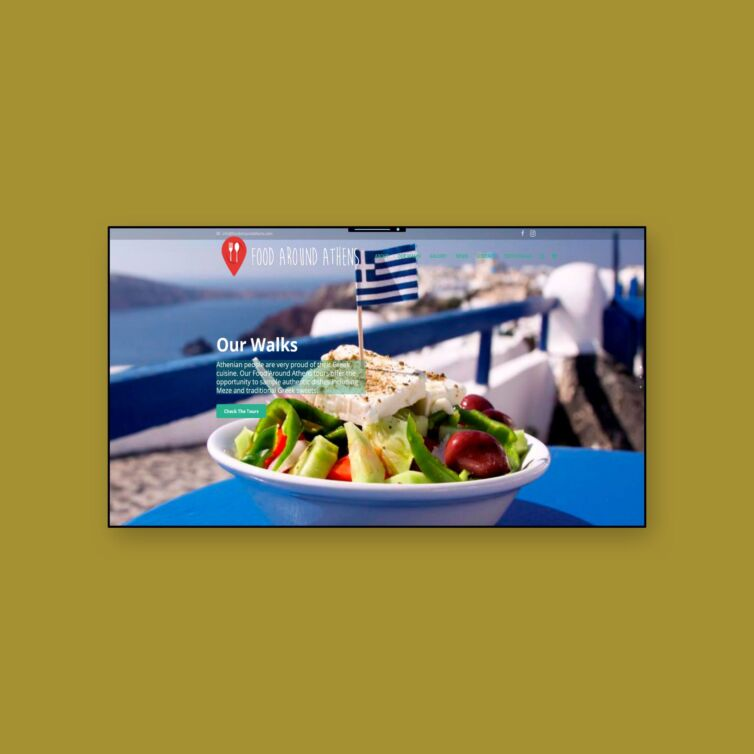 Experience Greek Food | foodaroundathens.com