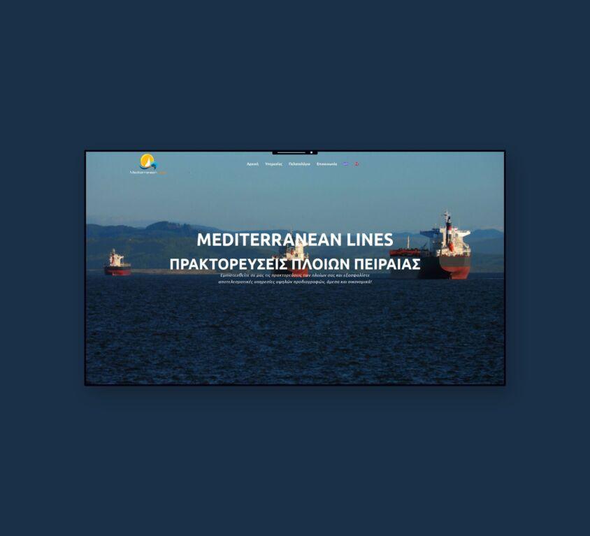 Shipping Agents | mediterranean-lines.com