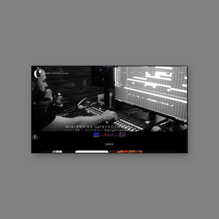 Composer Orchestrator Arranger | nikiforoschrysoloras.com