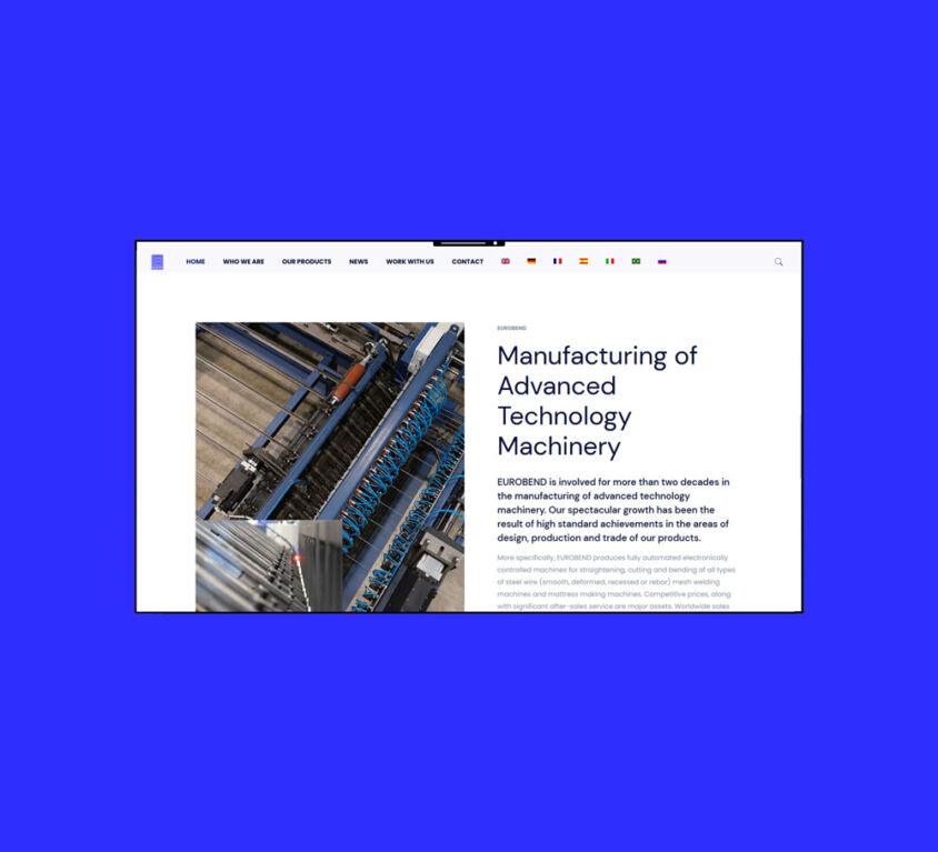 EUROBEND website